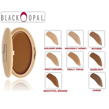Black Opal Perfecting Powder Compact